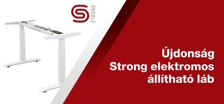 Strong elektromos állítható asztalláb