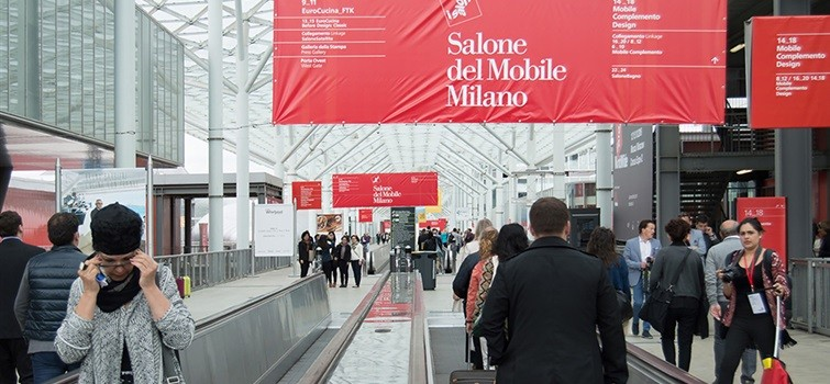 Salon del Mobile Milánó 2016
