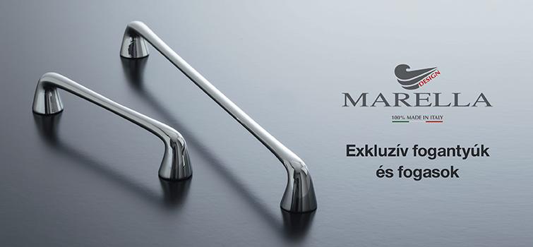 Marella design fogantyúk és fogasok brosúra