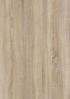 LFFL M6120 NTL Sonoma Oak természetes 2800/2070/18