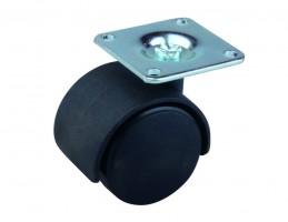 STRONG Kerék 40 mm lemez fekete