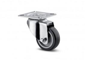 TENTE Forgó kerék 1470 gumi futófelülettel, átmérő 50 mm