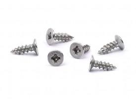 Csavar alumínium keretekhez 3,5x12 inox