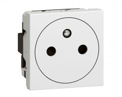 Legrand POP-Up konektor rész fehér 77132felület, 2 modul