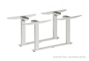 MILADESIGN asztali irodaberendezés kettős LN 3814-6