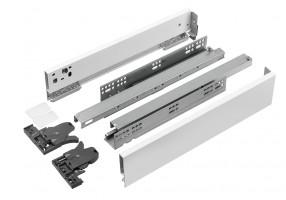 StrongMax 89/500 mm fehér külön frontrögzítővel