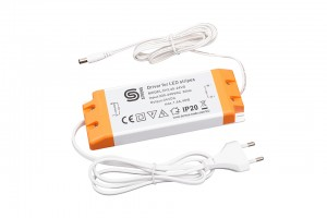 STRONG transzformátor lapos LED-hez 24V 40W