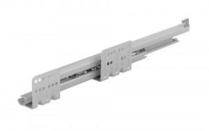 HETTICH 9239288 Actro 40kg teljes kihuzású sín 500mm va18mm silent rendszer J