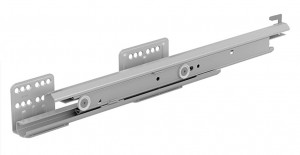HETTICH 9239287 Actro 40kg teljes kihuzású sín 500mm va18mm silent rendszer B