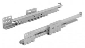 HETTICH 9239290 Actro 60kg teljes kihuzású sín 500mm va18mm SiSy jobbos