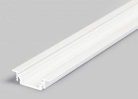 TM-profil LED Groove alu fehér 4000mm