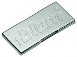 BLUM 70.4503.BP pántkar takaró  logóval Cristallo, new