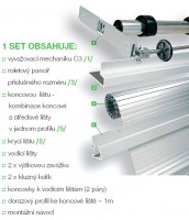 REHAU metallic-line sze.20mm 900/1000 nemesa.