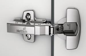 HETTICH 9094270 Sensys 8646I B12,5 TH52, ráütődő vékony ajtóra, SiSy