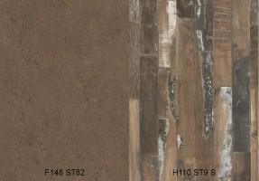 Hátefal F148 ST82/H110 ST9 4100/640/9,2