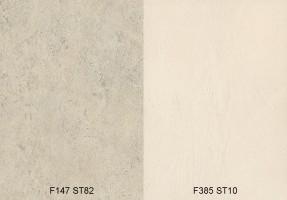 Hátefal F147 ST82/F385 ST10 4100/640/9,2