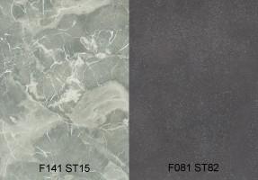 Hátefal F081 ST82/F141 ST15 4100/640/9,2