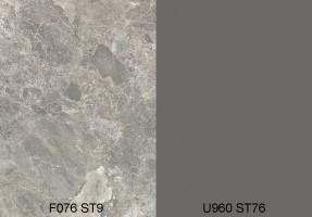 Hátefal F076 ST9/U960 ST76 4100/640/9,2