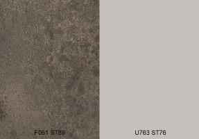 Hátefal F061 ST89/U763 ST76 4100/640/9,2