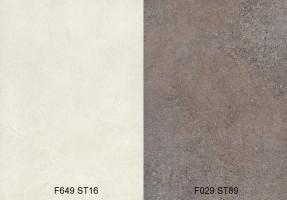 Hátefal F029 ST89/F649 ST16 4100/640/9,2