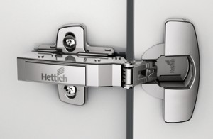 HETTICH 9073567 Sensys 8645i B12,5 TH58, előszerelt szétnyíló foglalatokkal SiSy