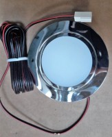 STRONG Akis 6, 1,44W/n12V/hideg fehér króm AMP