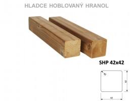 TERASZ ThermoWood hasáb SHP 42/42/4200