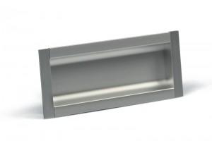 TULIP Fogantyú Malena 96 alumínium