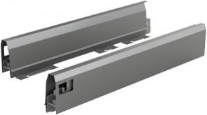HETTICH 9121296 ArciTech oldalfal 94/650 mm antracit J