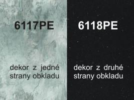 Hátefal 6117PE/6118PE 4100/640/10