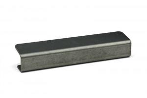 TULIP fogantyú Linea-96/140 fekete acél