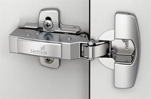 HETTICH 9090260 Sensys 8639i 95° TH52, ráütődő vastag ajtóra, SiSy
