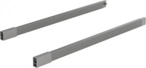 HETTICH 9150515 ArciTech magasító korlát 400 mm antracit J+B
