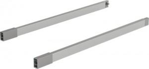 HETTICH 9150647 ArciTech magasító korlát szett 270 mm, ezüst J+B