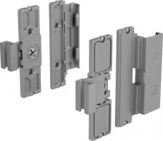 HETTICH 9122998 ArciTech DesignSide összek.el./94/186 mm