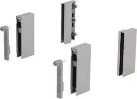 HETTICH 9122973 ArciTech DesignSide adapter 94 ezüst