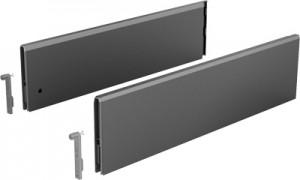 HETTICH 9122970 ArciTech TopSide 650/124 mm antracit