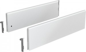 HETTICH 9122951 ArciTech TopSide 126/400 mm fehér