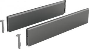 HETTICH 9122917 ArciTech TopSide 450/92 mm antracit