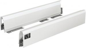 HETTICH 9121253 ArciTech oldalfal 650/94 mm fehér B