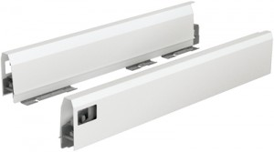 HETTICH 9121240 ArciTech oldalfal 270/94 mm fehér J