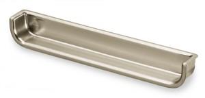 HETTICH 9145263 fogantyú Genzone 134 mm nemesacél imitáció