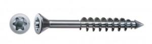 SPAX csavar M 3,5x50/35 besüllyeszthető fej TXS, W,C,részleges menet