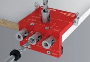 IF szerelő anyag Target 16-18mm-es lapokhoz kölcsönözhető