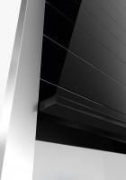 REHAU vetro-line szett 600x1000 mm Fehér