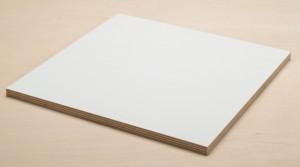 RLV Fólia Nyírfa szín fehér 2500/1250/18