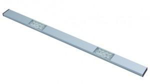 SB-Elegant II 400mm 5W/n12V/hideg fehér/alu