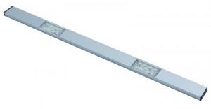 SB-Elegant II 400mm 5W/n12V/meleg fehér/alu