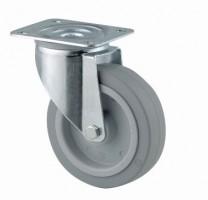 TENTE Forgó kerék 3470 gumi futófelülettel, átmérő 100 mm