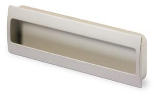HETTICH 115183 fogantyú Misnia L180/160 matt nikkel